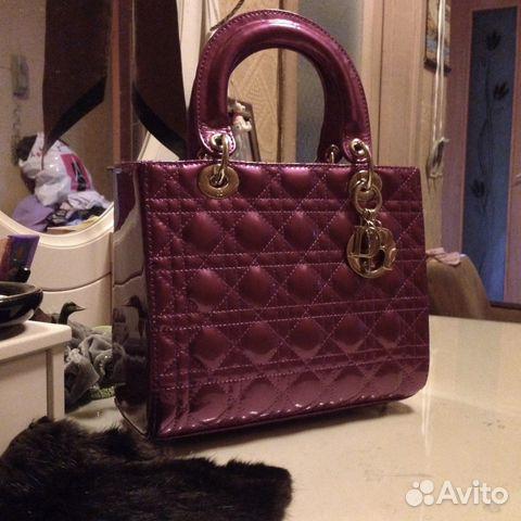 Купить сумку Dior Диор в интернет магазине F