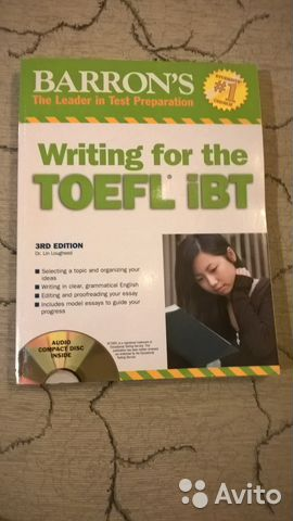 Barron Writing For The Toefl Ibt Pdf