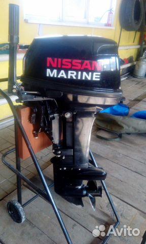 nissan marine ns18e2