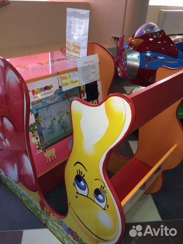 Дитячий ігровий автомат Развівайка