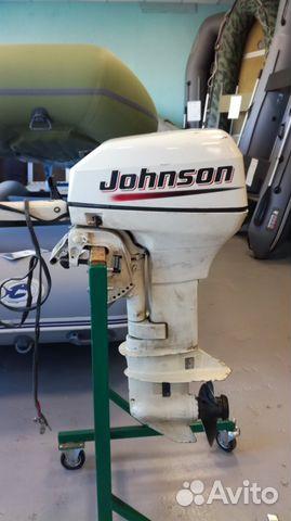 авито лодочный мотор джонсон
