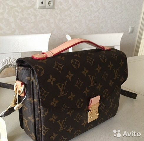 3cff837608ba Сумка Луи Виттон Метис Клатч Louis Vuitton Metis | Festima.Ru ...