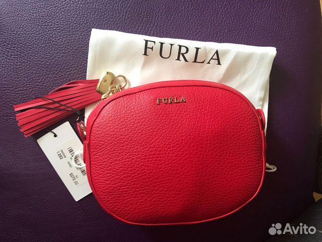 Продажа сумки furla декабрь 2017