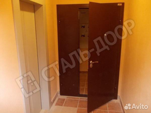 купить железную дверь на 4 квартиры