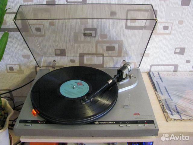 проигрыватель радиотехника ария 102 стерео купить
