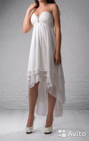 Купить свадебное платье авито орел