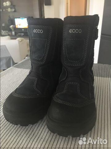 6058125ee Зимняя обувь для мальчика размер 32-33, 35-36 б/у   Festima.Ru ...