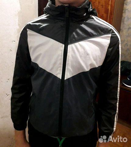 dab9c3a3ed7 Ветровка Adidas | Festima.Ru - Мониторинг объявлений