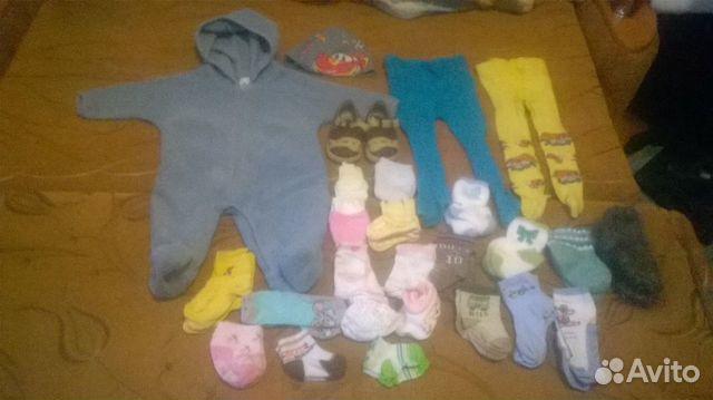 5469489a6a36 Пакет детских вещей от 0 до 6 месяцев   Festima.Ru - Мониторинг ...