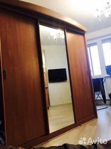шкаф купе трёхдверный с зеркалом Festimaru мониторинг объявлений