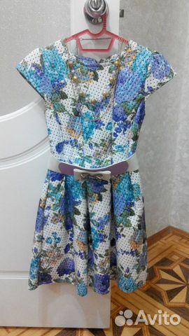 Авито тамбов платье для девочки
