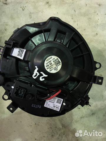 Мотор печки Фольксваген Пассат Б8 3Q2819021A— фотография №1