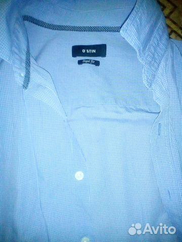 670b77f78863d87 Мужская рубашка купить в Самарской области на Avito — Объявления на ...