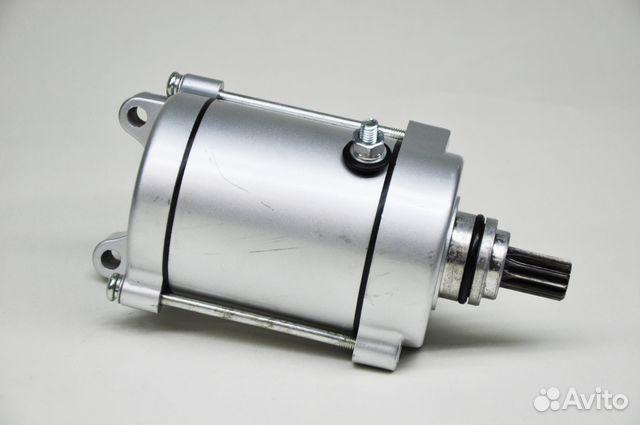 Электростартер 4Т 166FMM (CB,CG200-250) (11T) TTR 89105333080 купить 1