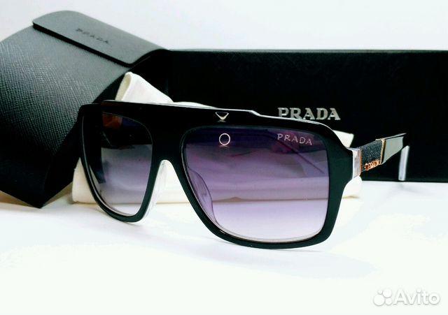 Солнцезащитные очки мужские брендовая очки Prada 7   Festima.Ru ... 5a52c996285
