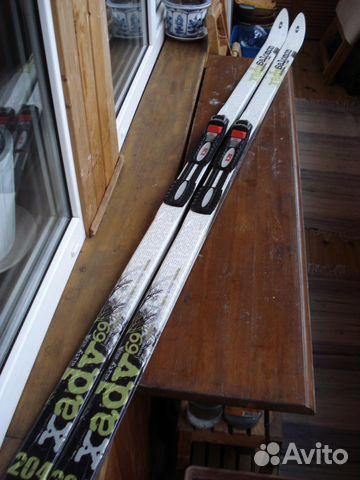 Беговые туристические лыжи Salomon xadv 69 204 см   Festima.Ru ... aae5c87d36a
