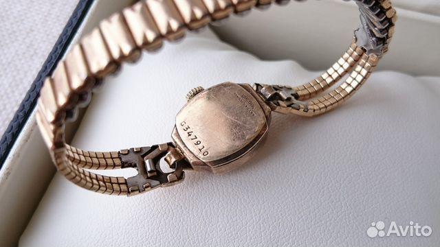 Женские наручные часы Bulova Accutron Винтаж 89525003388 купить 7