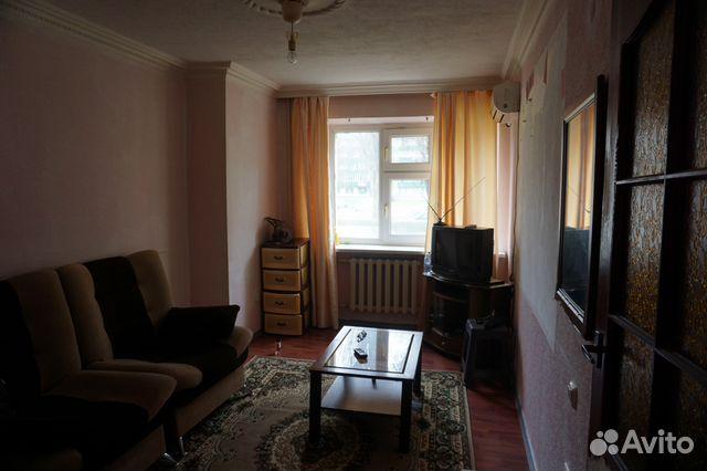 Продается однокомнатная квартира за 1 000 000 рублей. Киевский пер, 16.
