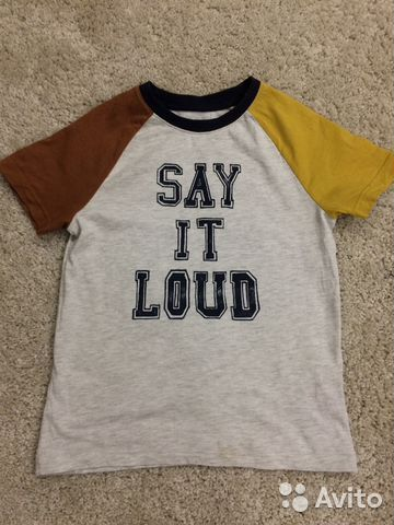 T-shirt for boy buy 6