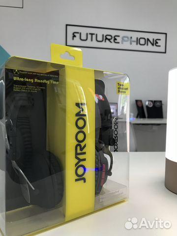 Bluetooth наушники joyroom JR-BT149 Black купить в Пензенской ... 1f706b0faa4af