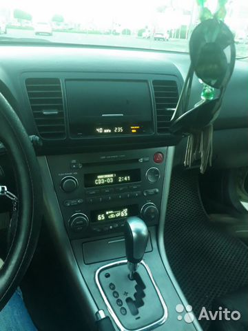 Subaru Outback, 2004 89181264012 купить 4