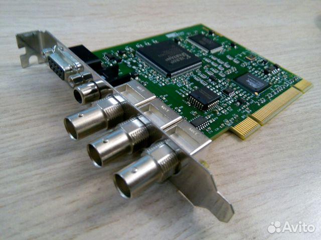 Плата видеозахвата BM DeckLink BMD-PCB2 revE купить в Санкт