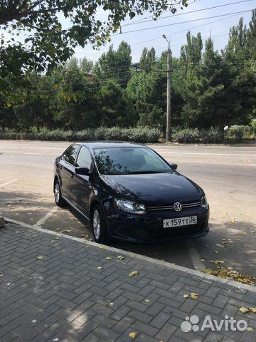 Volkswagen Polo, 2012 купить 1