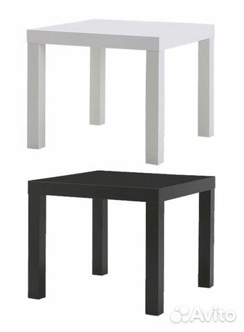 стул Ikea Mammut 2 шт стол Ikea Lack купить в калининградской