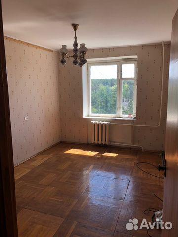 Продается двухкомнатная квартира за 4 300 000 рублей. Московская область, Домодедово, улица Талалихина, 10.