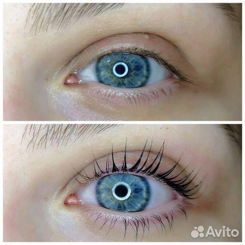 Velvet for lashes brows
