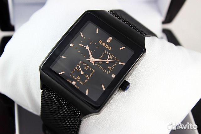 e0e436ab0e41 Мужские часы Rado (8816) купить в Краснодарском крае на Avito ...
