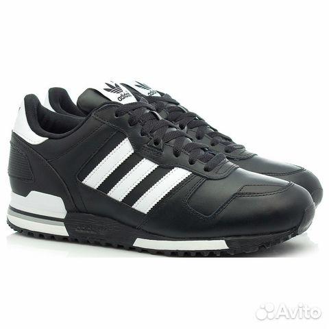 meet b34ef 0e91a Кожаные кроссовки Adidas ZX 700