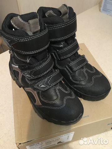 Ботинки зимние фирмы Bartek на мембране Sympatex f83ef04245f