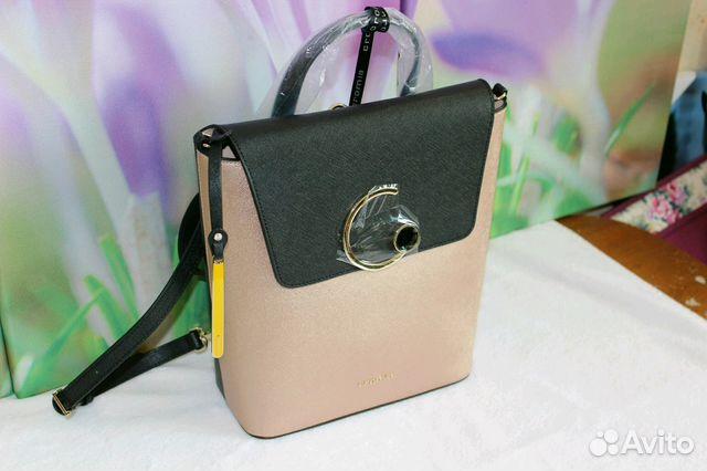 80f941356734 Новый женский Рюкзак сумка Оригинал Cromia Италия купить в Москве на ...