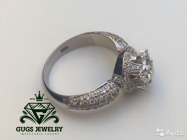 e44b5481df20 Роскошное кольцо с бриллиантами   Festima.Ru - Мониторинг объявлений