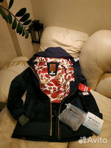 Куртка рокси 15 к, 3 x, горнолыжная, сноубордическ купить в Москве ... a27fa108668