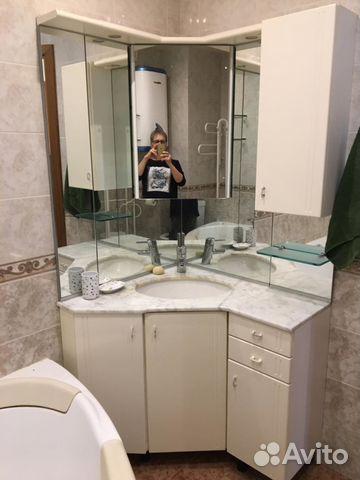 туалетный столик угловой итальянский с зеркалом Festimaru