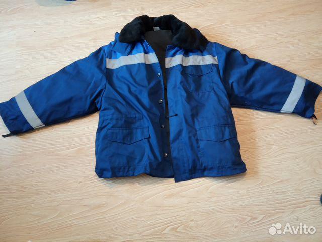 eb82fa3e4f77 Спецодежда куртка зимняя купить в Курганской области на Avito ...