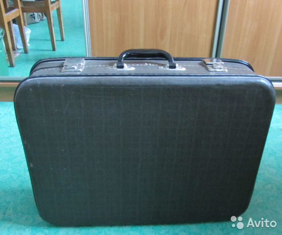 99f227a26a22 Старый чемодан времен СССР купить в Санкт-Петербурге на Avito ...