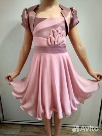 70a3498dffb Платье как новое. Франция
