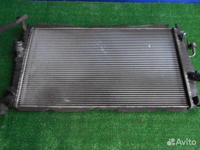 89270165946 Радиатор двс Ford Focus 2 DA3 qqdb 2004-2008