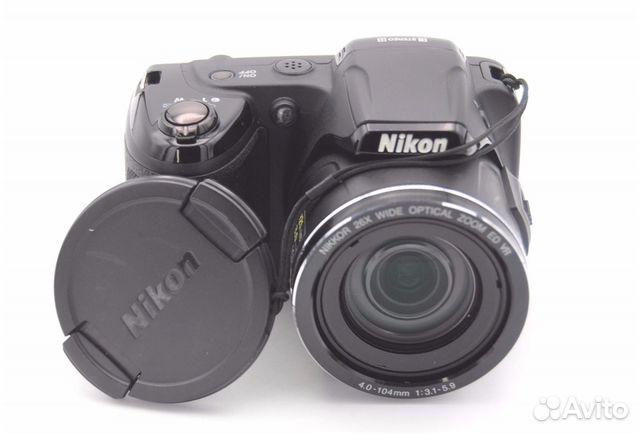 Компактный фотоаппарат Nikon Coolpix L810 89307631001 купить 1
