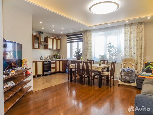 Продается четырехкомнатная квартира за 4 500 000 рублей. Петрозаводск, Республика Карелия, улица Мелентьевой, 30.