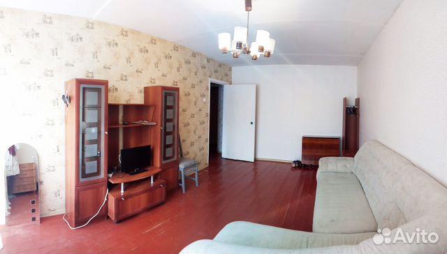 1-room apartment, 34 m2, 2/5 floor.