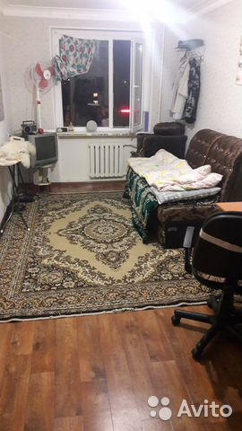 Продается двухкомнатная квартира за 1 250 000 рублей. г Грозный, ул Хеди Кишиевой, д 78.