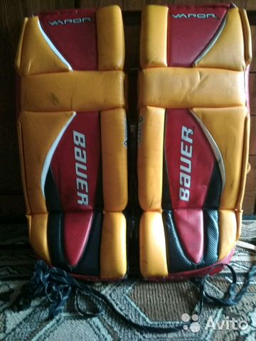 Щитки вратарские хоккейные 89109609099 купить 1