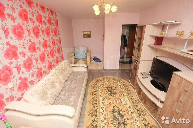 Продается однокомнатная квартира за 1 850 000 рублей. Паново мкр.,27.