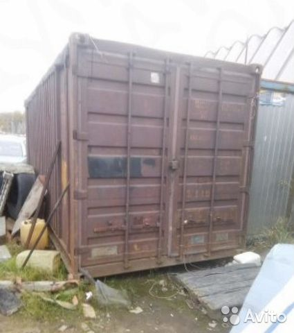 89370628016 Container hire 6m