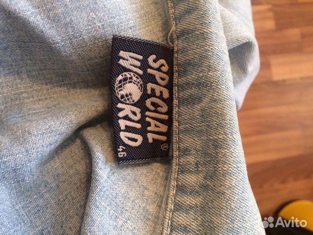 Джинсовые куртки 46-48-52 89119528137 купить 10