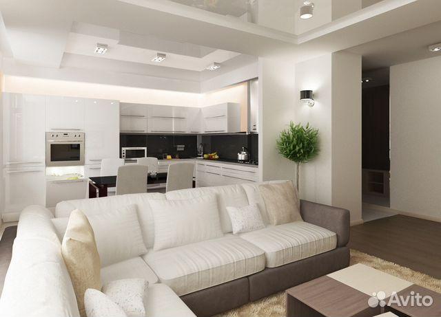 Продается трехкомнатная квартира за 8 550 000 рублей. г Тула, пр-кт Ленина, д 66А к 1.